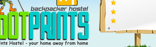 Singapore backpackers hostel:Footprints Hostel